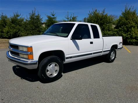 1998 Chevy Silverado Z71 Owners Manual