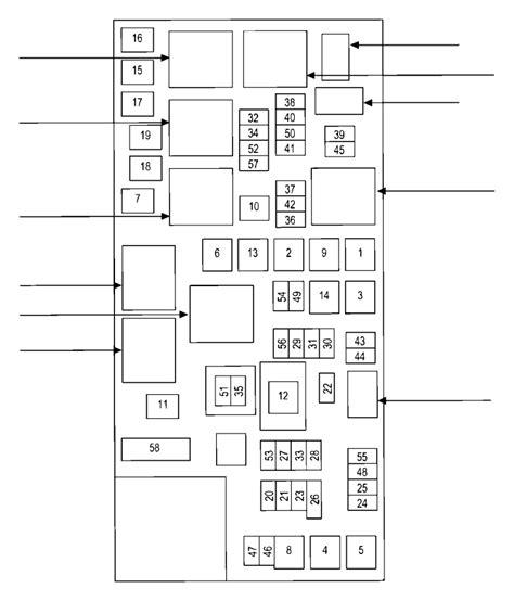 1998 dodge grand caravan fuse diagram