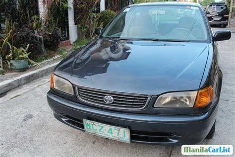 1999 Corolla Manua (ePUB/PDF)
