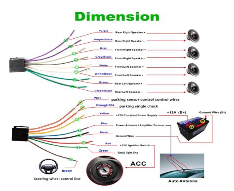 2 Din Car Stereo Wiring Diagram Pdf Epub Ebook