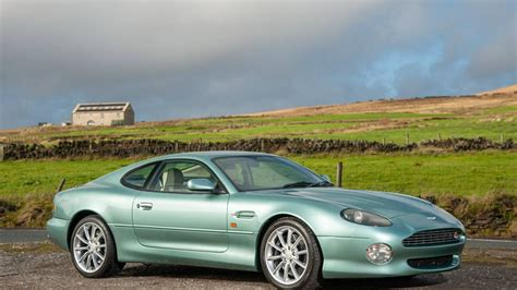 2000 Aston Martin DB7 Vantage Owners Manual