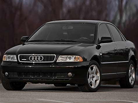 2000 Audi A4 Owners Manual