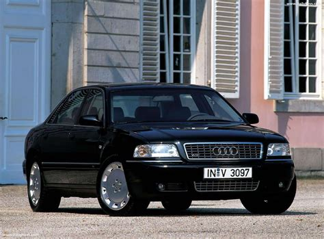 2000 Audi A8 Owners Manual