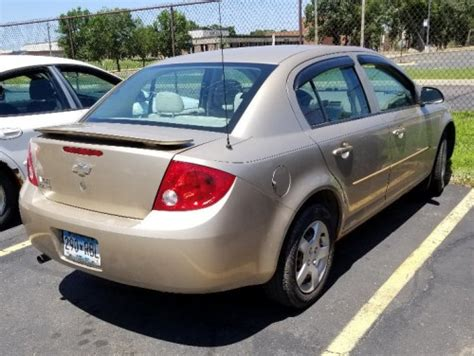2000 Chevrolet Cobalt Owners Manual