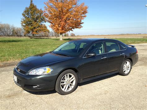 2000 Chevrolet Impala Limited Owners Manual
