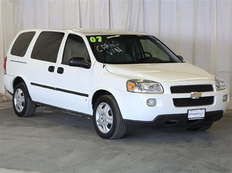2000 Chevrolet Uplander Owners Manual