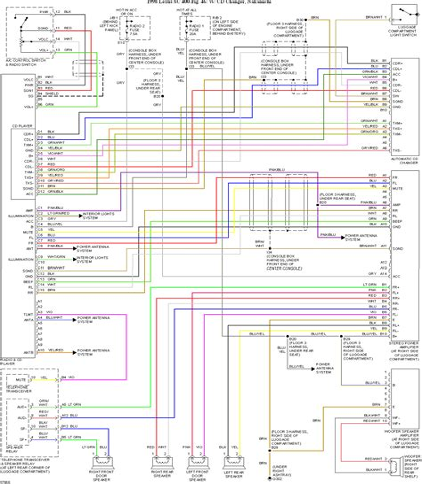 Wondrous 2000 Lexus Es300 Wiring Diagram Epub Pdf Wiring Cloud Hisonuggs Outletorg
