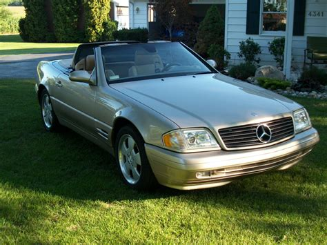 2000 Mercedes-Benz SL-Class Owners Manual