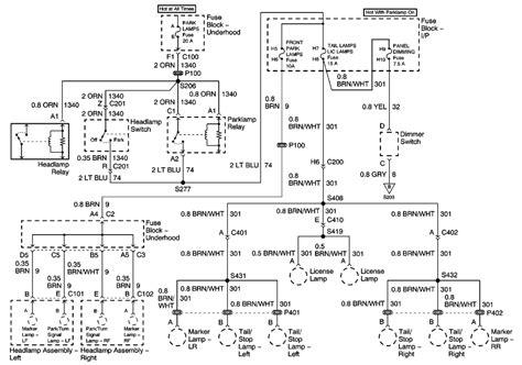 2000 Monte Carlo Wiring Diagram (ePUB/PDF) on