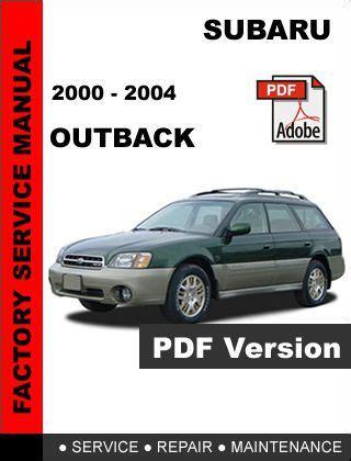 Astounding 2000 Subaru Outback Repair Manual Epub Pdf Wiring 101 Photwellnesstrialsorg