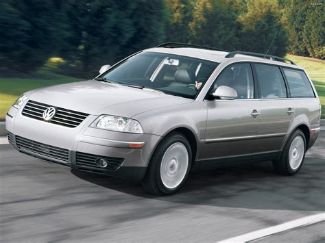 2000 Volkswagen Passat Owners Manual