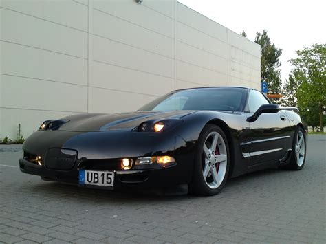 2000 Chevrolet Corvette Owners Manual