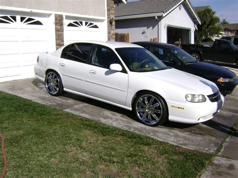 2000 Chevrolet Malibu Owners Manual
