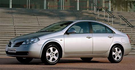2001 2003 Nissan Primera Model P12 Series Sedan Wagon Hatchback ...