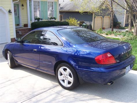 2001 Acura CL Owners Manual