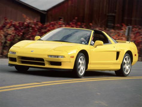 2001 Acura NSX Owners Manual