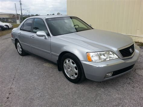 2001 Acura RL Owners Manual