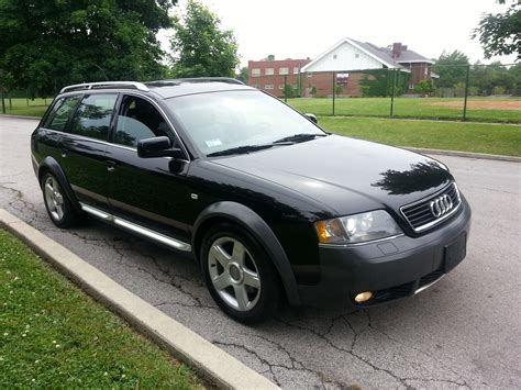 2001 Audi Allroad Owners Manual