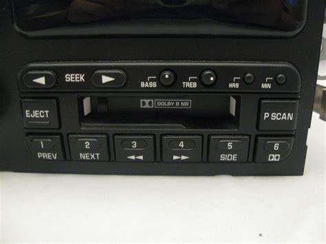 2001 buick lesabre car stereo wiring diagram