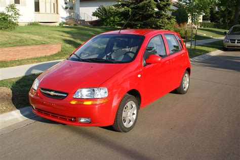2001 Chevrolet Aveo Owners Manual