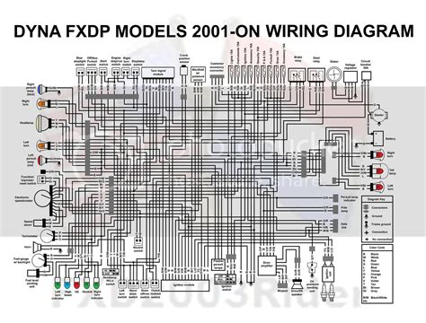 2001 Dyna Wiring Diagram Harley Flst Wiring Diagram on