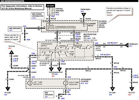 2001 ford excursion wiring schematic