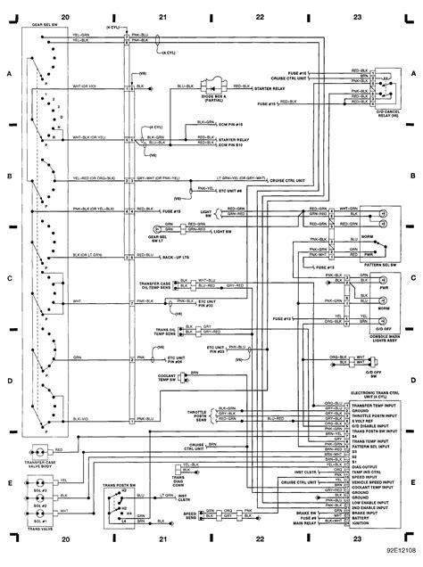 2001 Isuzu Rodeo Wiring Diagram Pdf Files Epubs