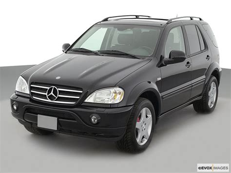 2001 Mercedes-Benz M-Class Owners Manual