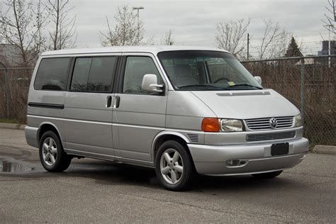 2001 Volkswagen Eurovan Owners Manual