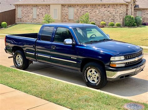 2001 Chevrolet 1500 Owners Manual