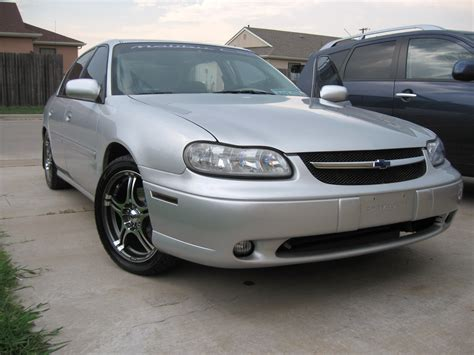 2001 Chevrolet Malibu Limited Owners Manual