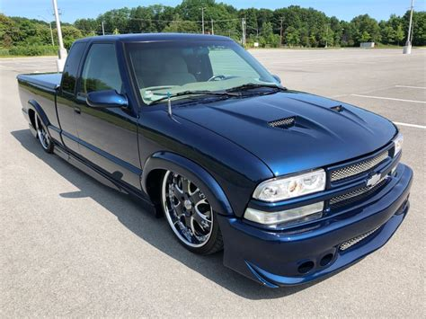 2001 Chevrolet S-10 Owners Manual