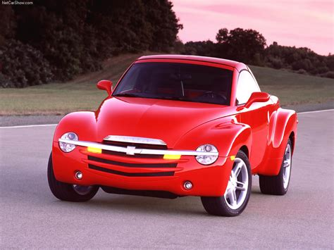 2001 Chevrolet SSR Owners Manual