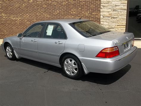 2002 Acura RL Owners Manual