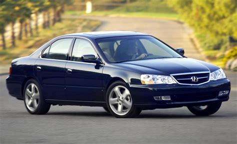 2002 Acura TL Owners Manual