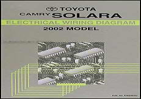 2002 Camry Electrical Wiring Diagram (ePUB/PDF)