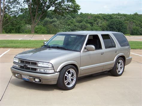 2002 Chevrolet Blazer Owners Manual
