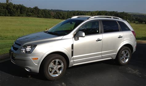 2002 Chevrolet Captiva Sport Owners Manual