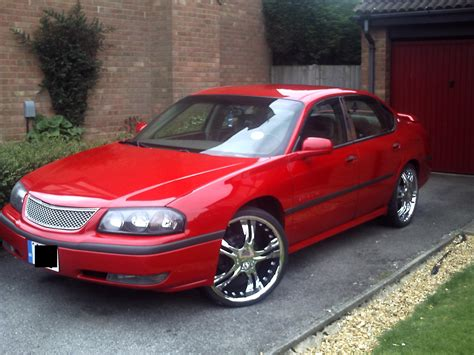 2002 Chevrolet Impala Limited Owners Manual