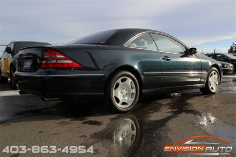 2002 Mercedes Benz Cl Class Cl600 Sport Owners Manual