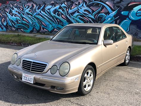 2002 Mercedes-Benz E-Class Owners Manual