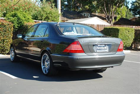 2002 Mercedes-Benz S-Class Owners Manual