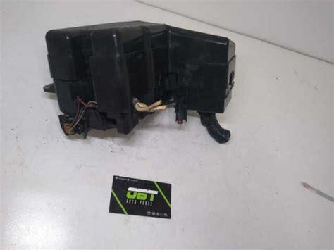 2002 Mitsubishi Galant Fuse Box (ePUB/PDF)