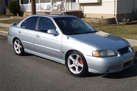 2002 Nissan Sentra Owners Manual
