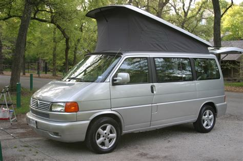 2002 Volkswagen Eurovan Owners Manual