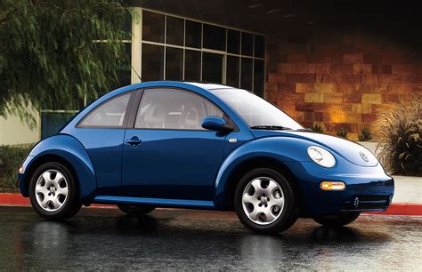 2002 Volkswagen New Beetle Owners Manual