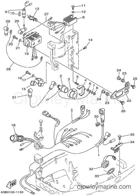 2002 Yamaha 40tlra Outboard Service Repair Maintenance Manual ...