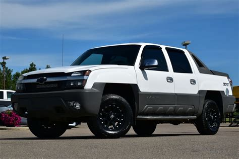 2002 Chevrolet Avalanche Owners Manual