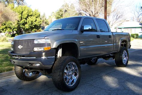 2002 Chevrolet Silverado 2500HD Owners Manual