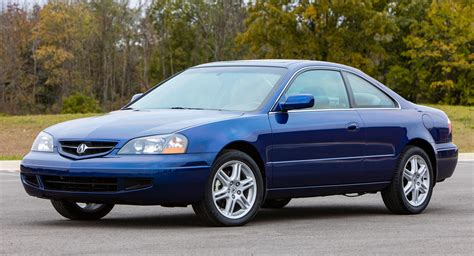 2003 Acura CL Owners Manual